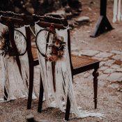 Traustühle Braun Vintage