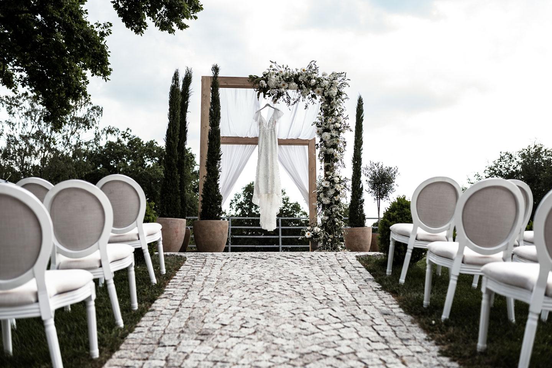 Italian Wedding Flair in Germany