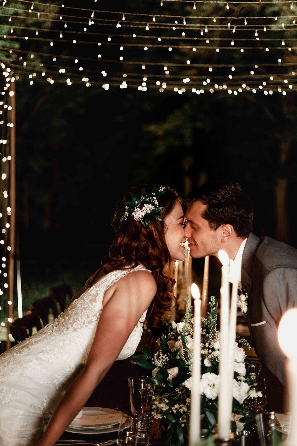 Hochzeitsinspiration: Romantische Bootstrauung