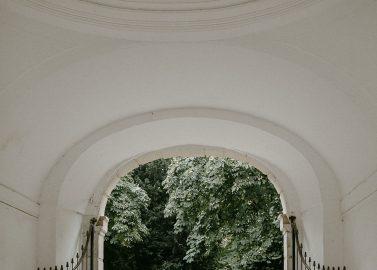 Schloss Halbturn: Schlosshochzeit im zeitlosen Stil