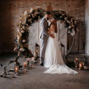 Boho-Weddingstyle im Kesselhaus Ravensburg