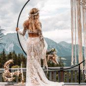Boho-Weddingdreams in der Almwelt Austria