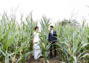 Multikulti-Hochzeit auf Gut Leimershof