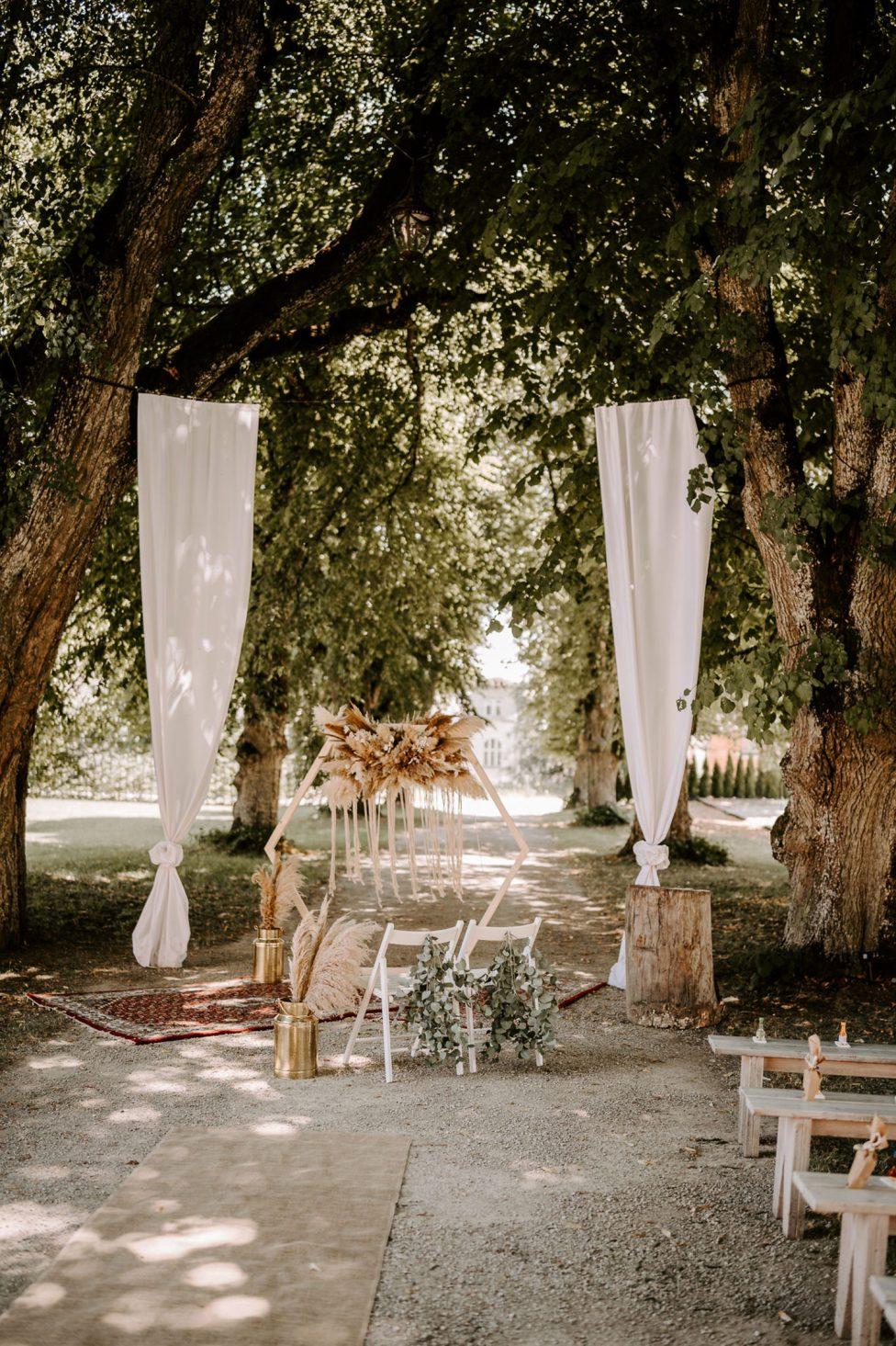 Magical Homes: Bohemian Hochzeit im Festival-Style
