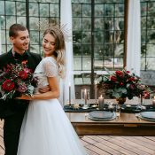 Hochzeit unter Sternen – in intimer Winterwärme