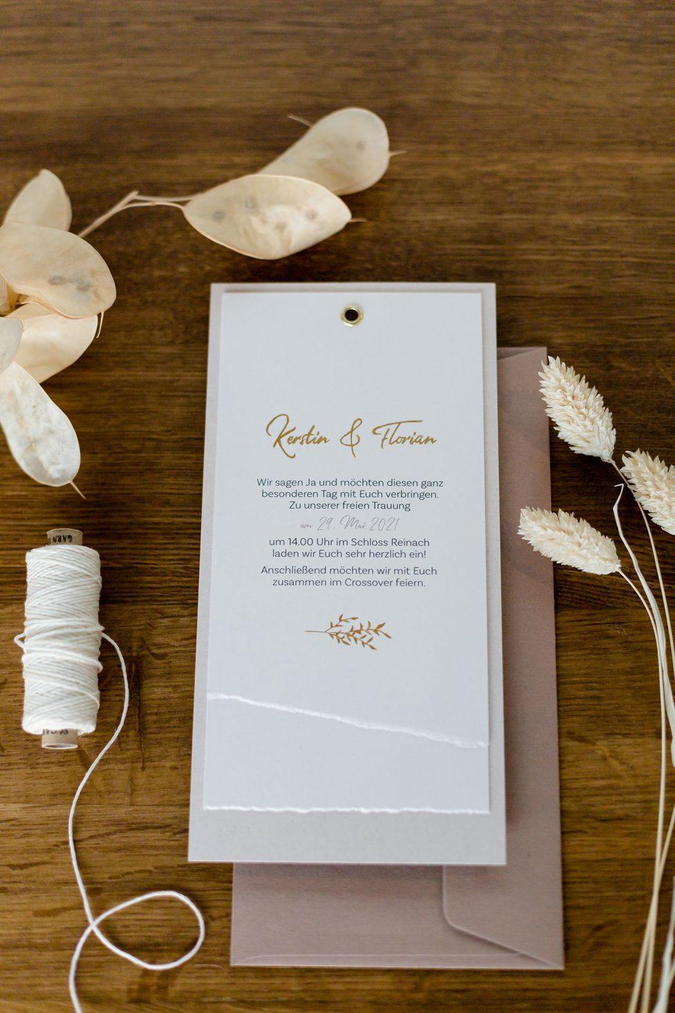 Trockenblumen als Hochzeitsthema und nachhaltiger Trend