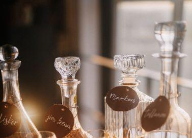 Hochzeitskonzept: glam up & leather im Industrieloft Canonicus
