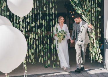 Top-Trend Hochzeitsmotto: Urban Greenery & Eco-friendly