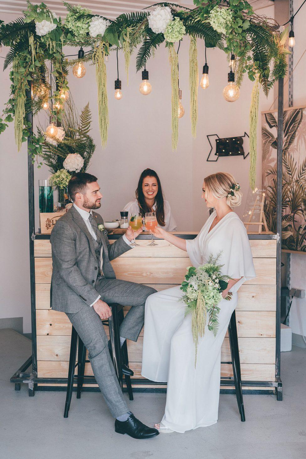 Top-Trend Hochzeitsmotto: Urban Greenery & Eco-friendly