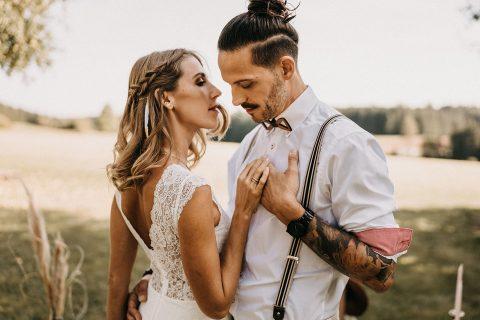 Country Romance mit echtem Hochzeitsantrag