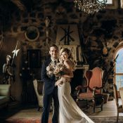 Schloss Wangen Bellermont Inspiration in Blush & Gold