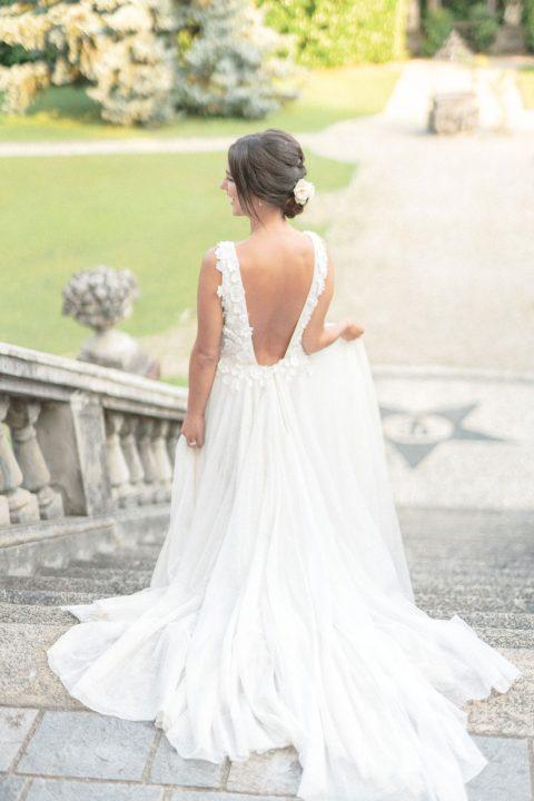 Italienische Destination-Wedding am Comer See