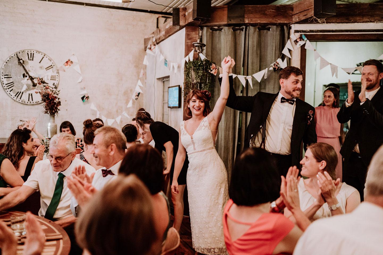 Hochzeitsommer im Old Smithy's Dizzle Berlin
