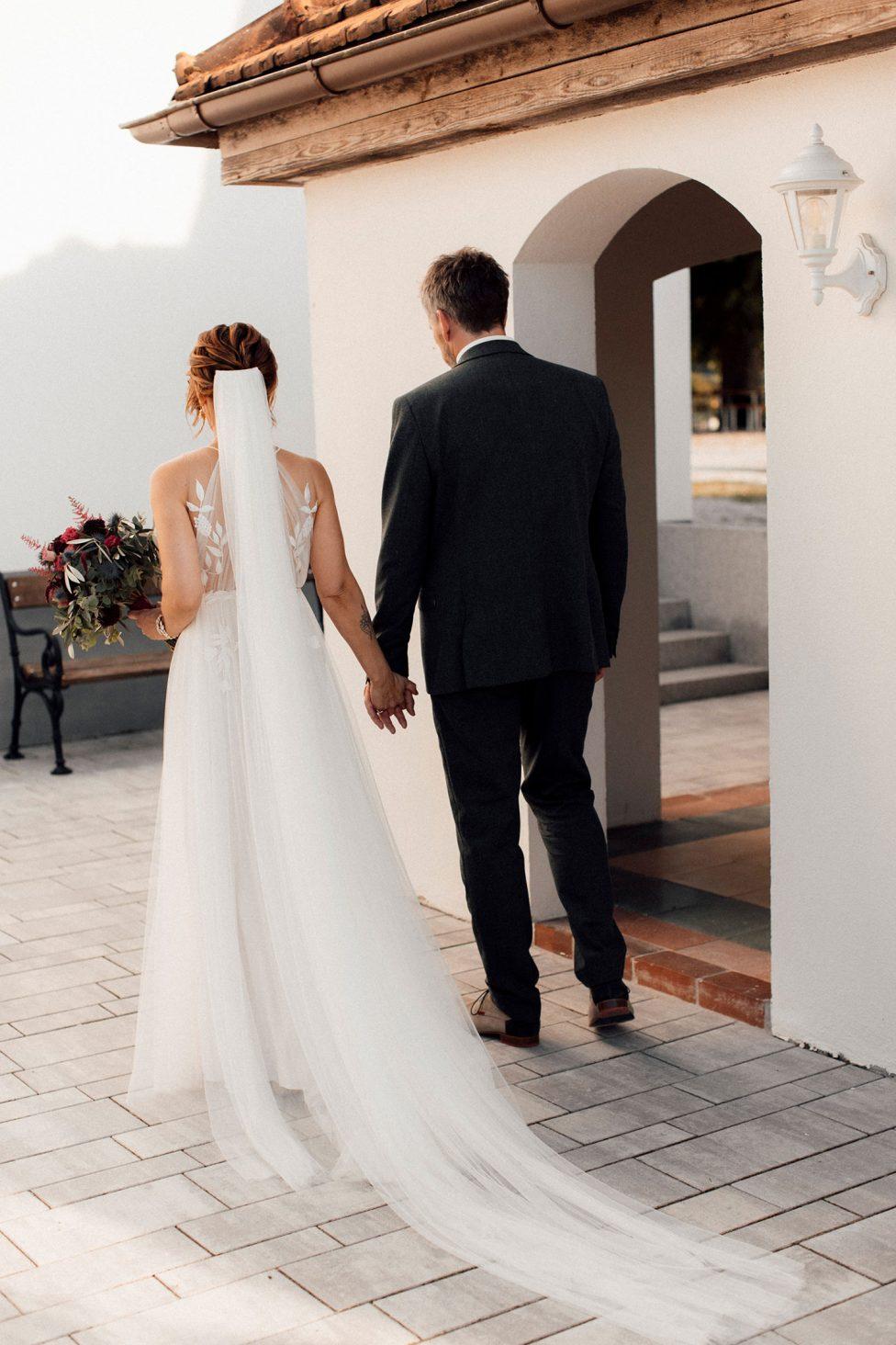 Hochzeit in Corona Zeiten: Traumhochzeit in der Kaltmühle