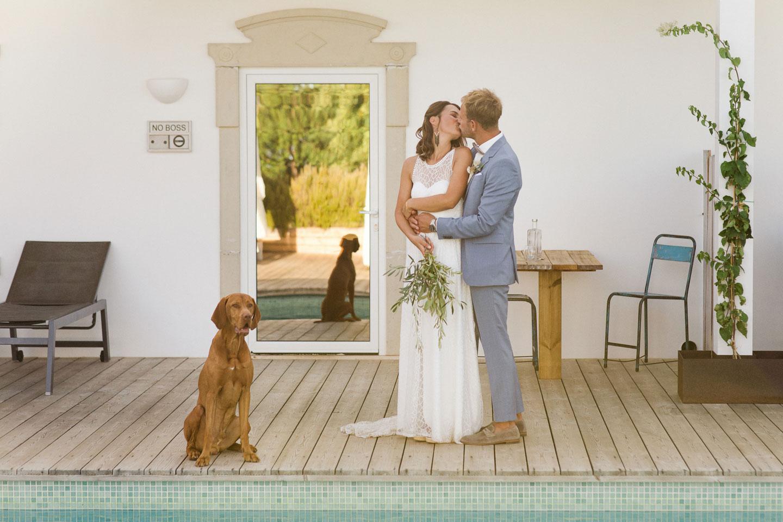 Destination-Wedding in der A Quinta Eventos, Portugal
