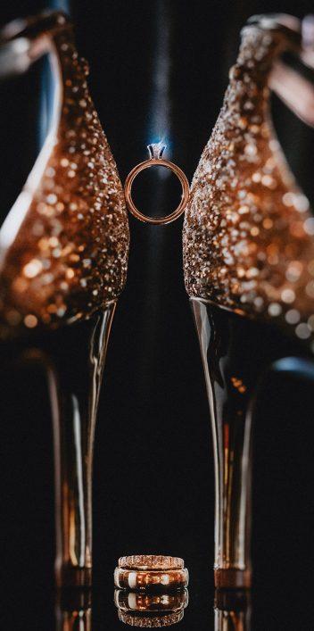 Eleganz und Luxus als Hochzeitsthema
