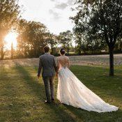 Hochzeit in Sommerfarben auf Gut Dyckhof