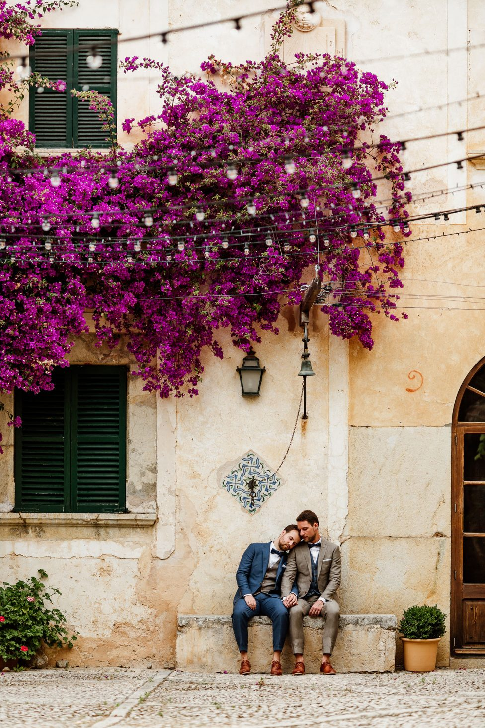 Er und Er: Mallorca-Traumhochzeit im Pride Month Juni