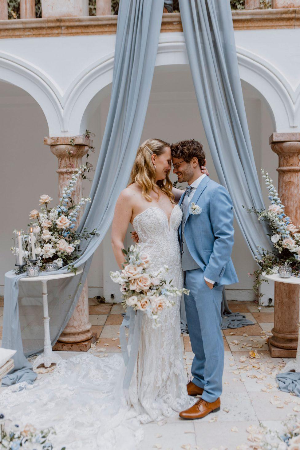 Italienischer Hochzeitssommer mitten in München