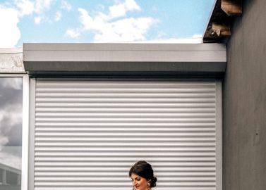 Himmelkron: Minimalistische Eleganz in Schwarz und Grau
