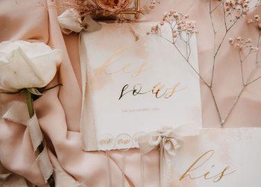 Hoher Darsberg: Outdoor-Hochzeit purer Eleganz