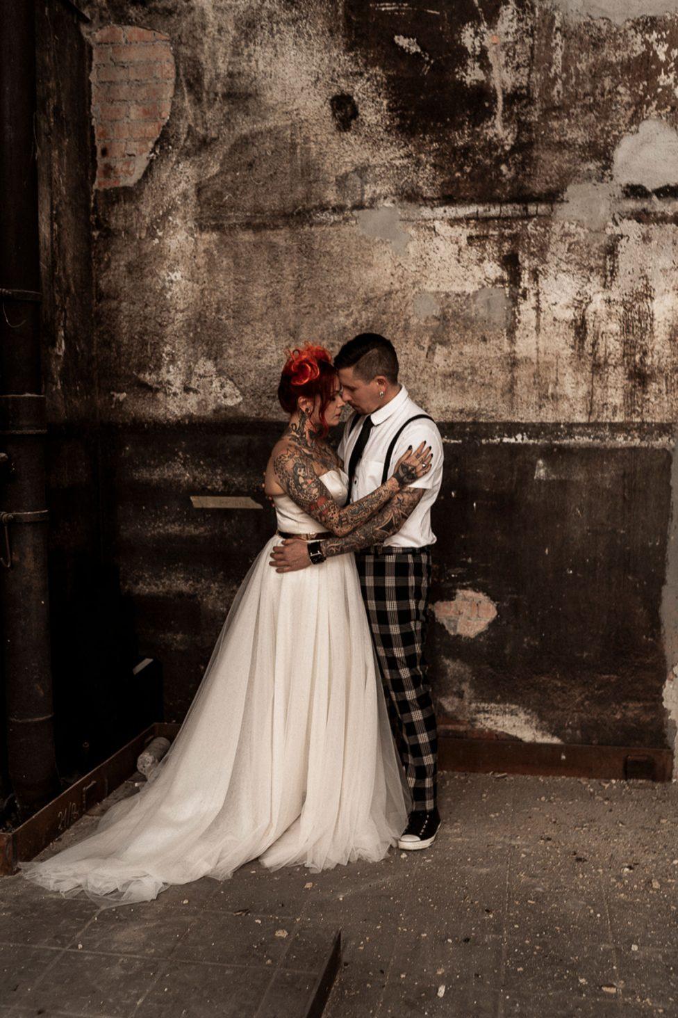 Hochzeitsstil - edgy, urban und industriell