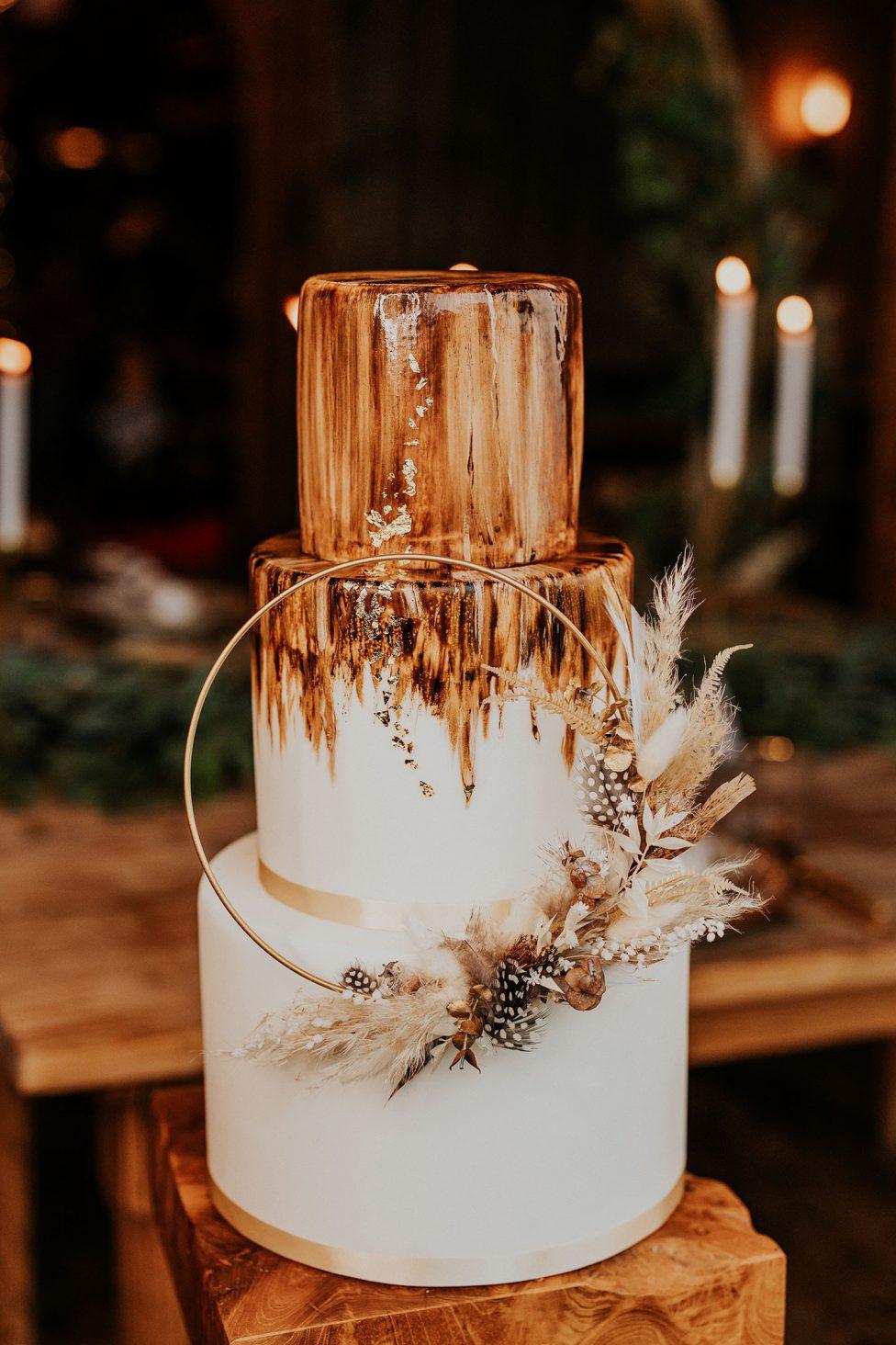 Eine Hochzeitslocation - zwei Hochzeitsinspirationen