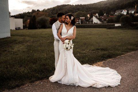 Hochzeitseleganz auf ganzer Linie im Achtwerk
