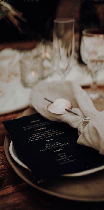 Hochzeitsinspiration: Rockig & Wild