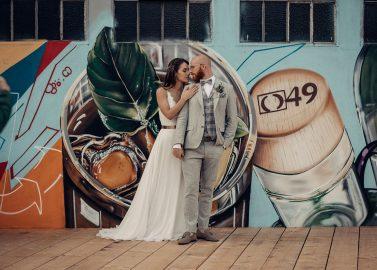 Genusshöfe Osnabrück: Hochzeit Feiern in romantischer Abenddämmerung