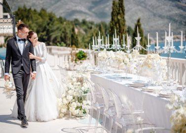 Eine Hochzeit am Meer – Ein Traumerlebnis in Kroatien