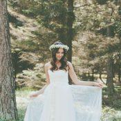 """Brautkleider Kollektion """"Secret Garden"""" von Light & Lace"""
