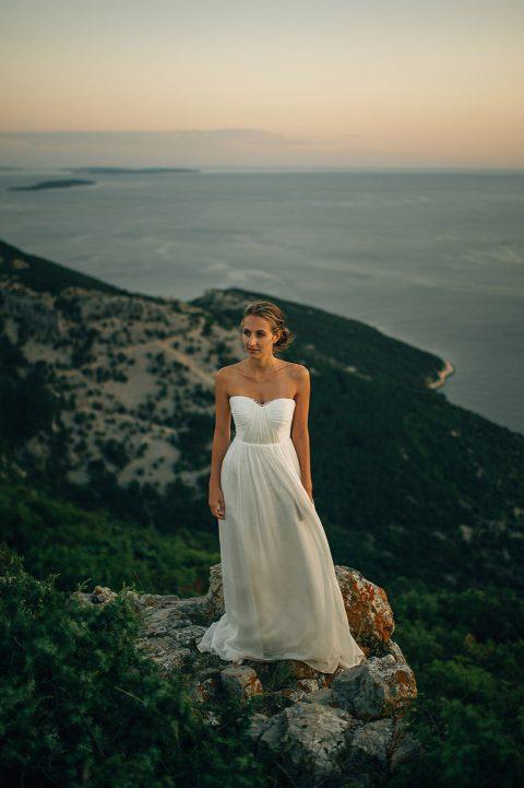 Entspannte Destination-Traumhochzeit in Kroatien von Nordica Photograph