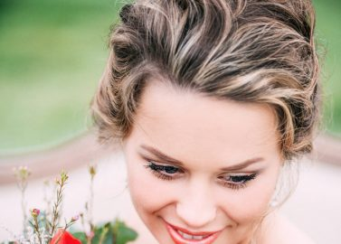 Himmlisch rosarote Hochzeitsinspiration