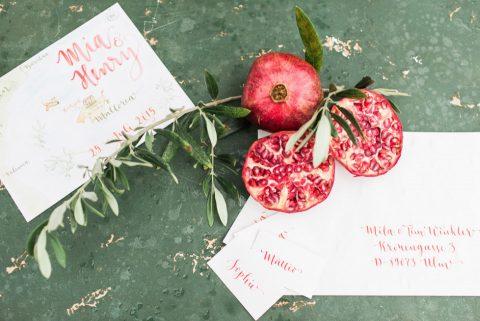 Romantische Hochzeitsinspiration auf einer mallorquinischen Finca