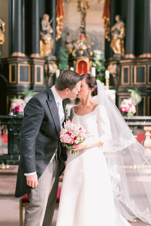 Romantisches Hochzeitsvergnügen auf Burg Schwarzenstein