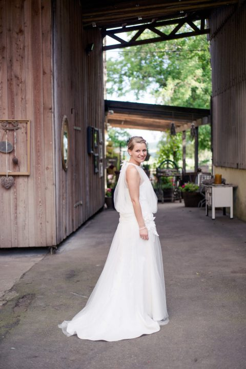Rustikale Vintage inspirierte Bauernmarkt Hochzeit